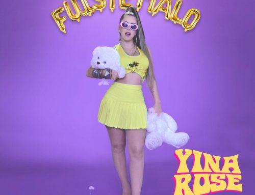"""""""Fuiste Malo"""" el nuevo lanzamiento de  Yina Rose, un himno Pop-Rock/Ranchero contra el Maltrato Femenino"""